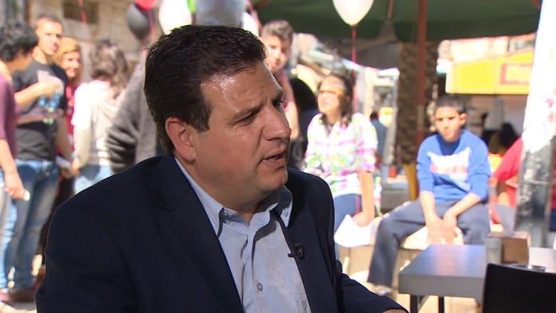 هذا هو السياسي الذي أقنع أحزاب إسرائيل العربية بالعمل معا لأول مرة