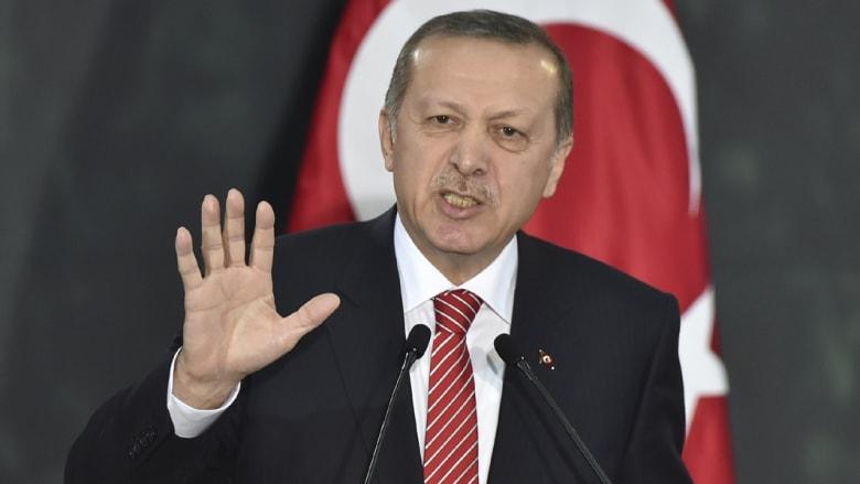 أردوغان: خلقوا داعش ويدعمون الأسد والطائفية بالعراق لكسر قوتنا.. والمسلمون بنظر الغرب هم الأتراك
