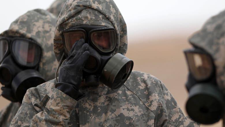 أمريكا بصدد تدمير بقايا ترسانتها الكيماوية في كولورادو