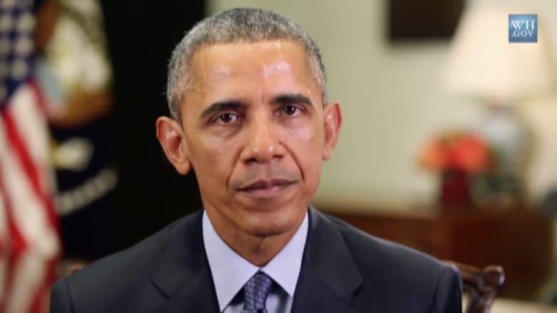 أوباما برسالة للشعب الإيراني: الأيام المقبلة حاسمة وأمام طهران خيار من اثنين