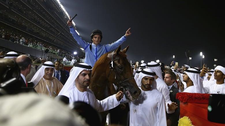 كأس دبي العالمي.. يستقطب عمالقة ملاك الخيل وعشاق الفروسية