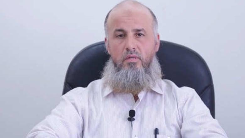 """قائد """"أحرار الشام"""" يطلب عون الأهالي في إدارة إدلب ويهدد النظام بقصف """"مرتزقة إيران"""""""