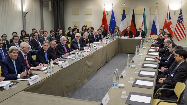 محادثات إيران النووية.. تمديد المفاوضات يوما إضافيا للتوصل إلى اتفاق نهائي
