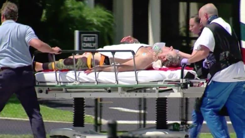 شاهد .. آخر ضحايا القرش في بالم بيتش