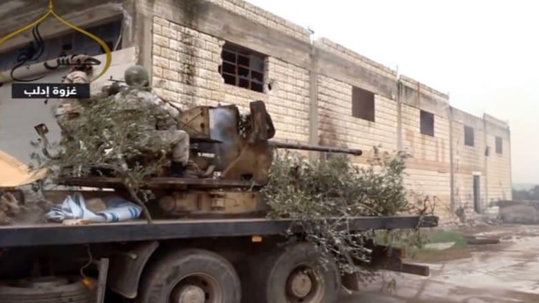 بعد جمود طويل الميدان ينقلب.. الأسد يفقد إدلب والحدود وداعش يظهر باليرموك