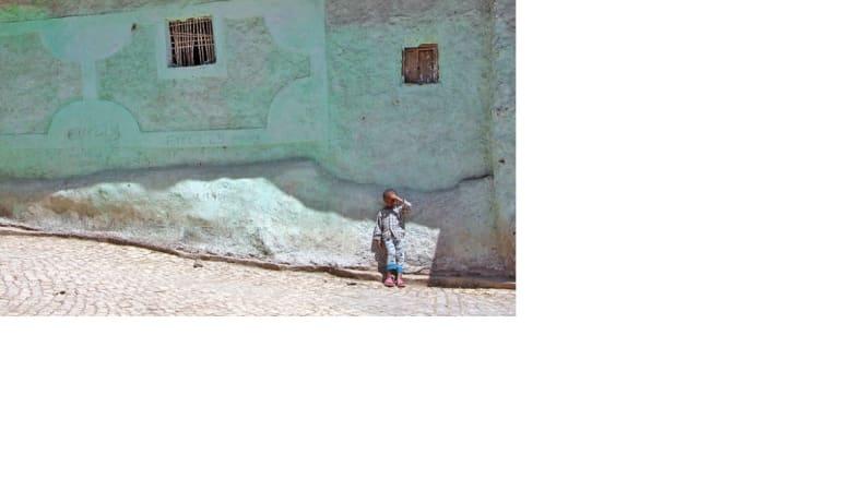 يعتقد أن المهاجرين العرب هم من أسسوا البلدة في القرن العاشر