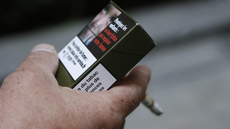 هل تساعد الرسوم المنفرة على علب السجائر في الحد من نسبة المدخنين؟