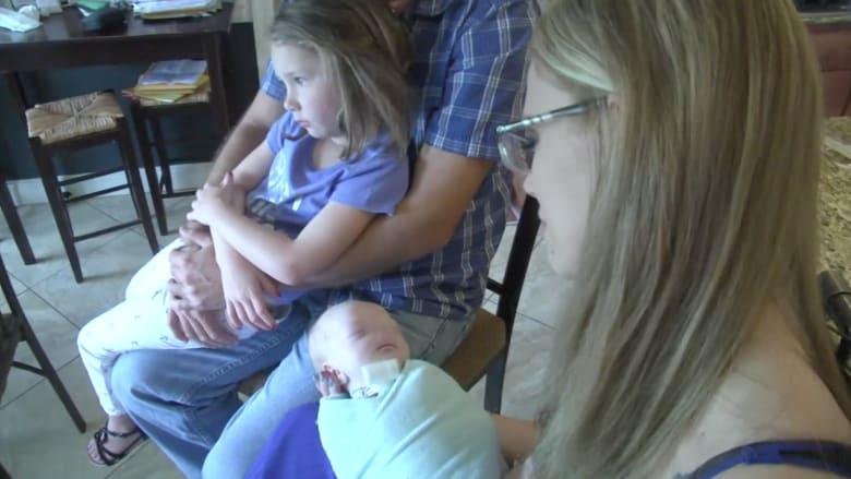 عائلة تكسب المعركة مع فيسبوك وتواصل نضالها لأجل طفل ولد بلا أنف