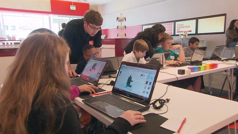 تحفيز للخيال .. هكذا يتعلم الأطفال تصميم وطباعة نماذج ثلاثية الأبعاد