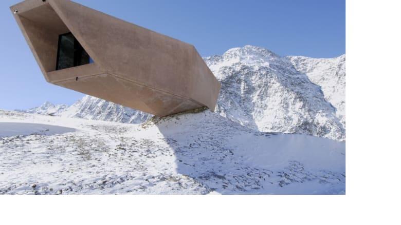 متحف تيملسجوش باس على حدود النمسا وإيطاليا