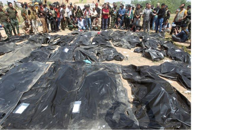 """40 فنانا في قصور تكريت .. و""""داعش"""" يعدم 250 عراقيا ويختطف 15 من عشيرة الجبور"""