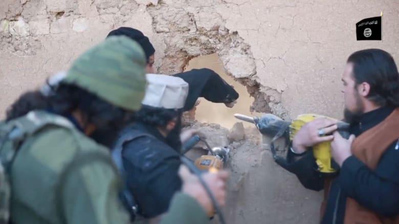 داعش يحارب المستقبل ويبيد الماضي.. ماذا بعد تدمير مدينة النمرود؟