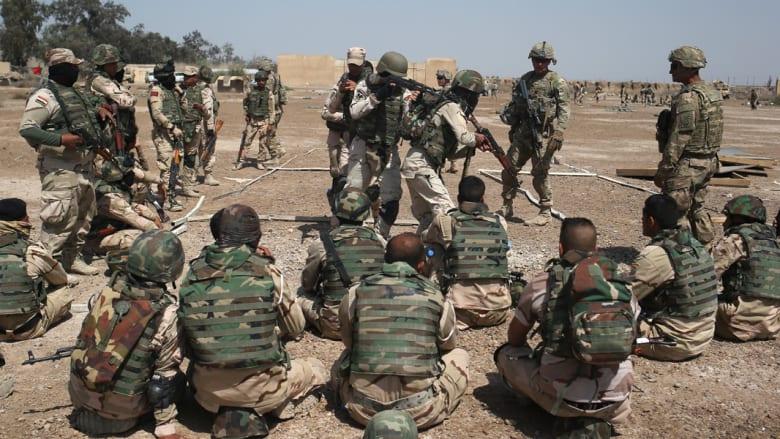 أستراليا تعتزم إرسال 330 جنديا لمهام تدريب في العراق