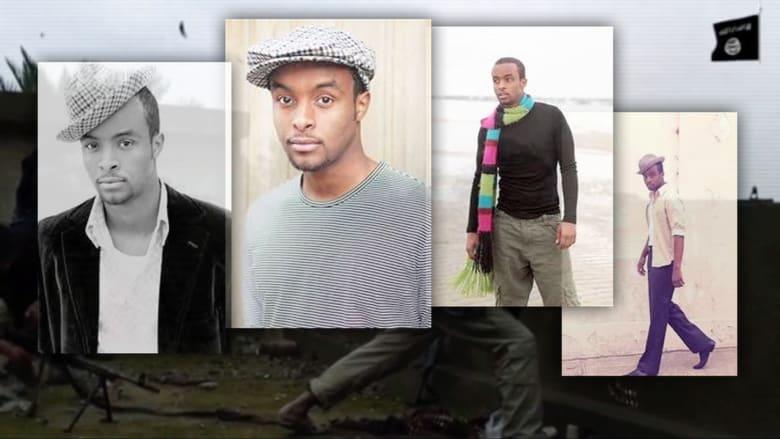 """بالفيديو.. كيف تحول صومالي  من عارض أزياء إلى """"مجاهد"""" مع """"داعش""""؟"""