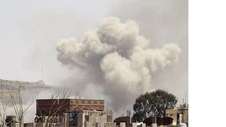 عسيري يحذر قبائل اليمن من إيواء الحوثيين ويدعو القادة العسكريين للانضمام إلى الشرعية