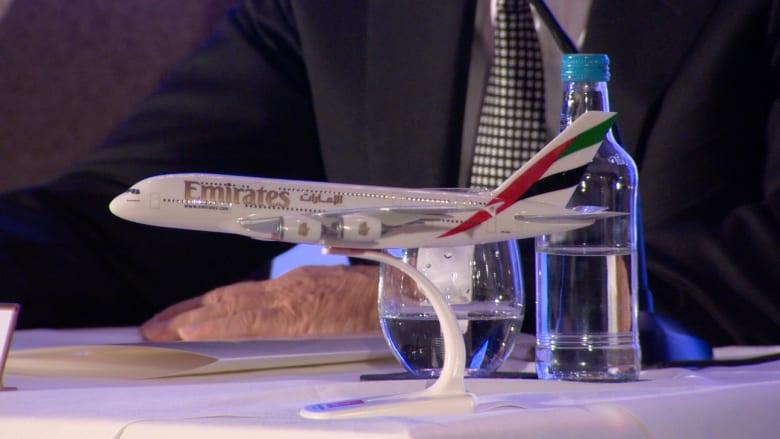 """صفقة بقيمة تتجاوز 9 مليارات دولار بين """"طيران الإمارات"""" و """"رولز رويس"""""""