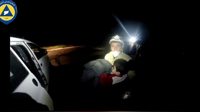 فيديو موت أطفال بكيماوي النظام السوري يبكي أعضاء مجلس الأمن