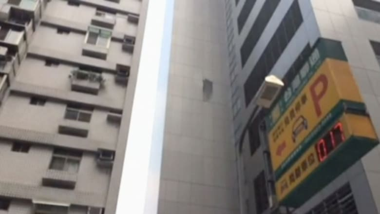 بالفيديو.. مشاهد لزلزال ضرب تايوان بقوة 6.6 درجة