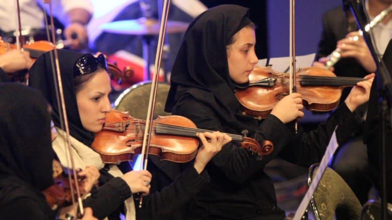 إطلاق أوركسترا طهران السمفونية بعد 3 سنوات من الصمت