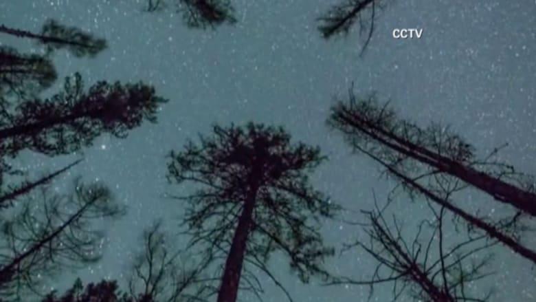مشاهد مذهلة لمئات الشهب تضيء سماء الصين