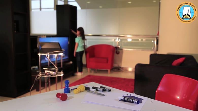 """طلاب في الإمارات يخترعون """"روبوت"""" كمربية للأطفال"""