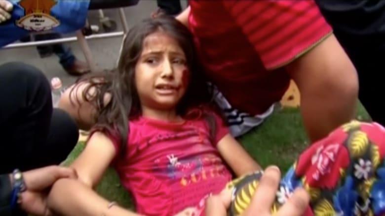 شاهد.. كيف اهتزت الأرض في نيبال؟ وماذا حدث بعد الزلزال؟