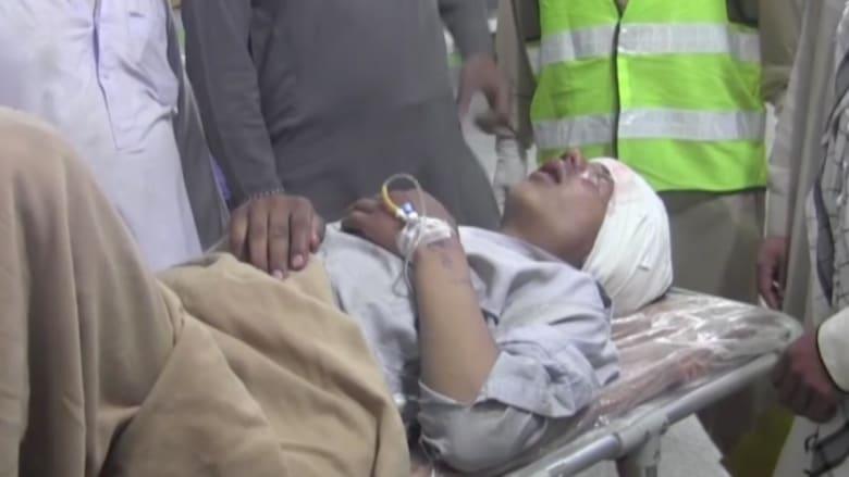 بالفيديو.. عاصفة شديدة في باكستان تخلف 45 قتيلا و 200 جريحا
