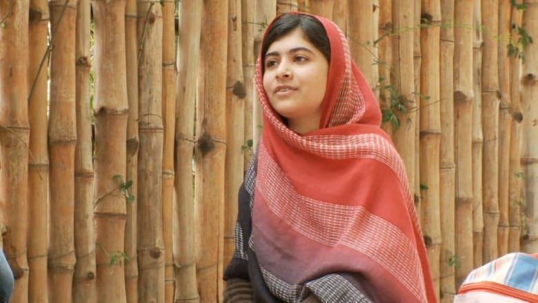 ملالا زاي .. نجت من طلقة بالرأس لتحمل قضية بنات جنسها