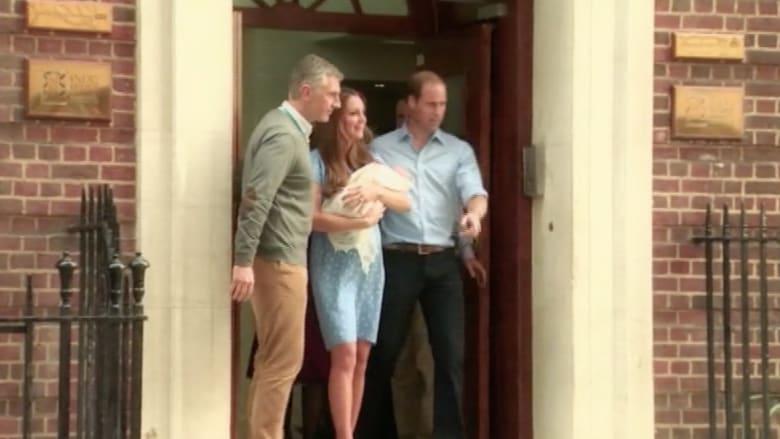 دوقة كامبريدج تضع مولودها الثاني.. أميرة ترتيبها الرابع في ولاية العرش البريطاني