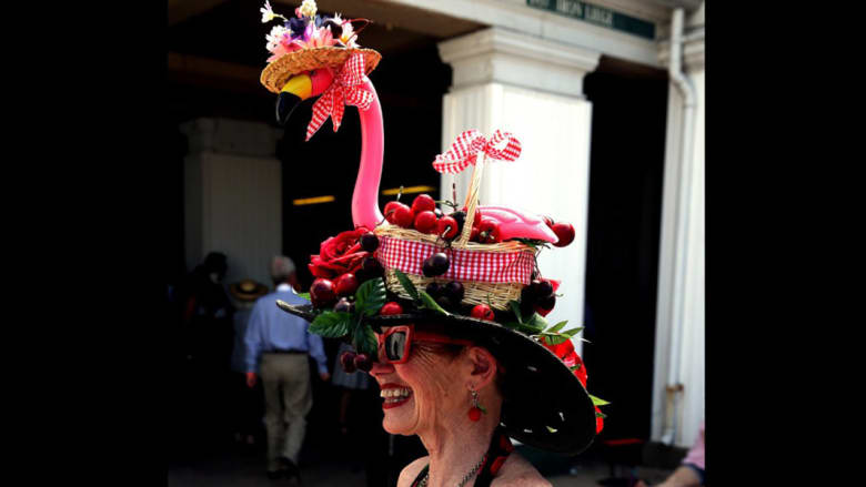 بالصور..أجمل القبعات الفاخرة في سباقات الخيل