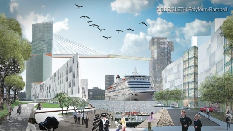 كوبنهاغن تقترب من البندقية..وتعد  بأكبر المشاريع الحضارية  في شمال أوروبا