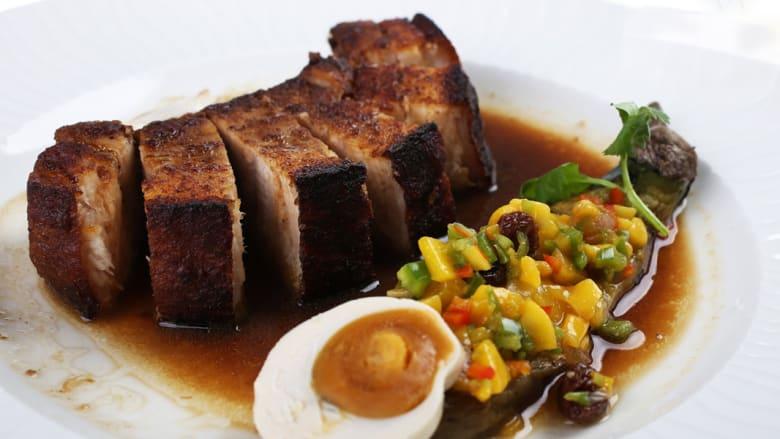 سائل التونة المنوي.. طبق شهي في مسابقة للطهي