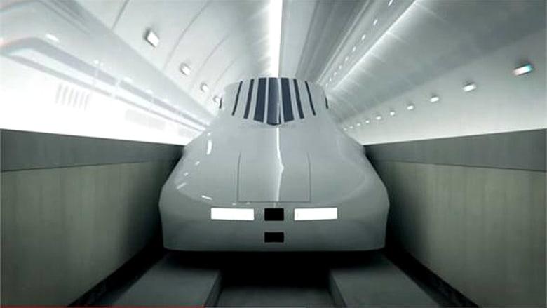 شاهد.. هذا هو القطار الأسرع في العالم