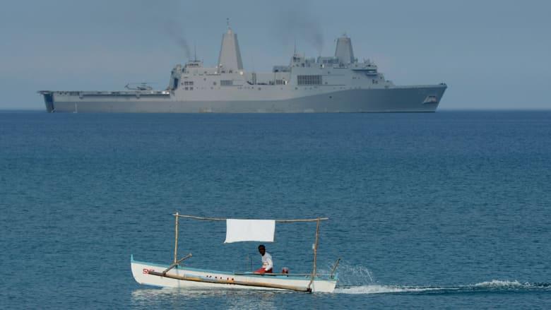 البنتاغون: انتهاء مهمة مرافقة سفن الشحن الأمريكية والبريطانية عبر مضيق هرمز
