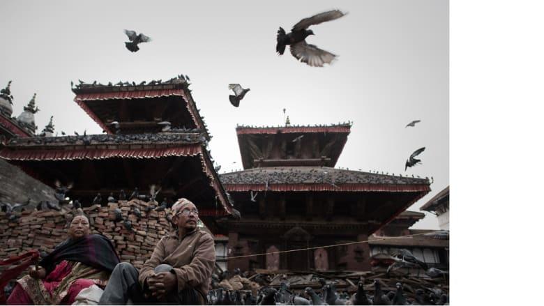 8019 قتيلا و 17866 جريحا و 366 مفقودا ضحايا زلزال نيبال حتى الآن
