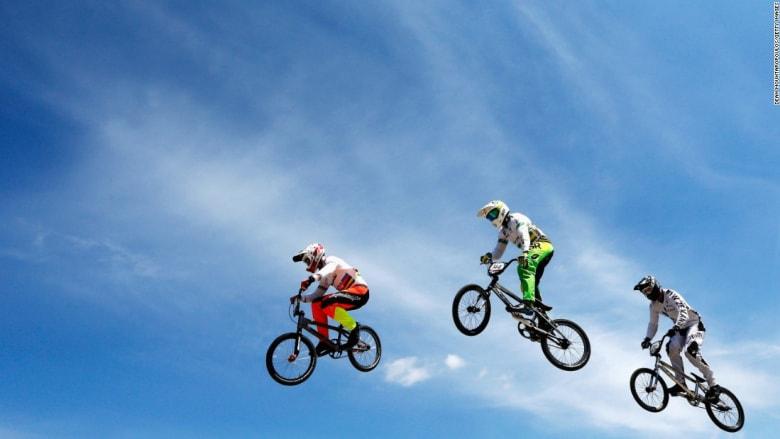 سباق دراجات هوائية في هولندا