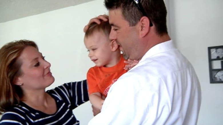واقعة غريبة.. قصة طفل على الانترنت تنقذ طفلا آخر من سرطان العين