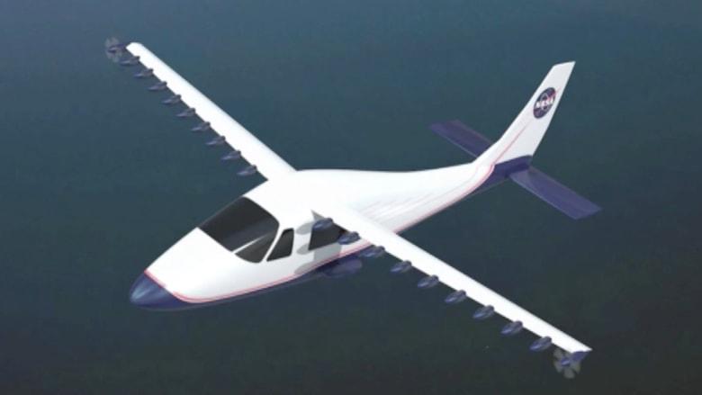 بالفيديو.. ناسا تطور طائرة بدون ضجيج بعشرات المحركات الكهربائية