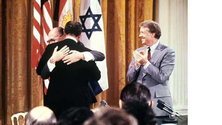 اتفاقية كامب ديفيد المصرية الإسرائيلية