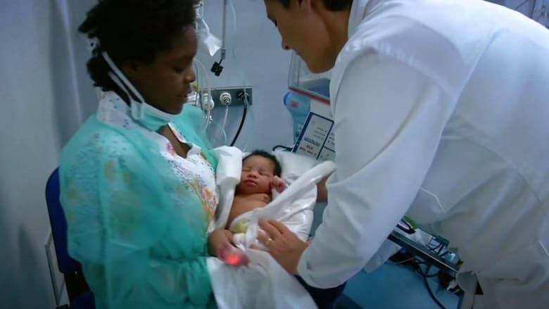 مهاجرة نيجيرية: ولدت ابنتي في البحر المتوسط وحياتها ستكون أفضل في أوروبا