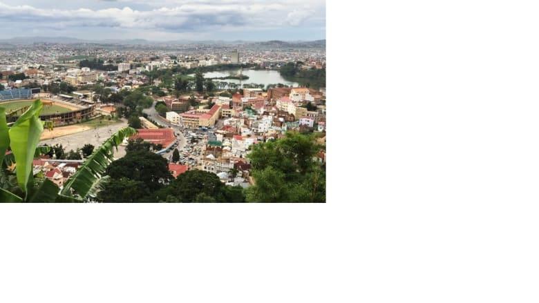 """أناتاناناريفو.. وتعرف اختصارا بـ""""تانا"""".. عاصمة مدغشقر"""