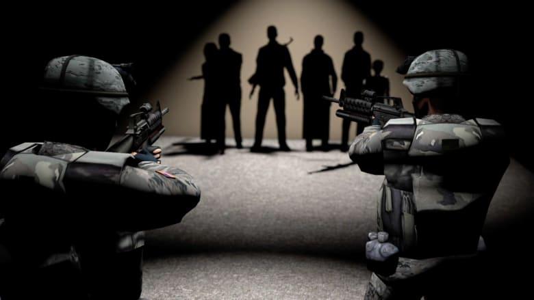 شاهد بالتقنيات المصورة عملية اقتحام مخبأ أبوسياف والقتال المباشر مع حراسه