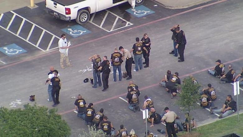 خمس عصابات إجرامية.. في قتال دموي بتكساس