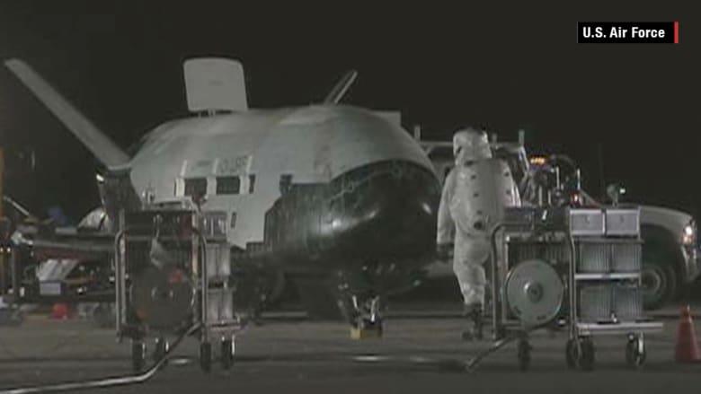"""ما هي المركبة الفضائية السرية """"X-37B"""" ؟"""