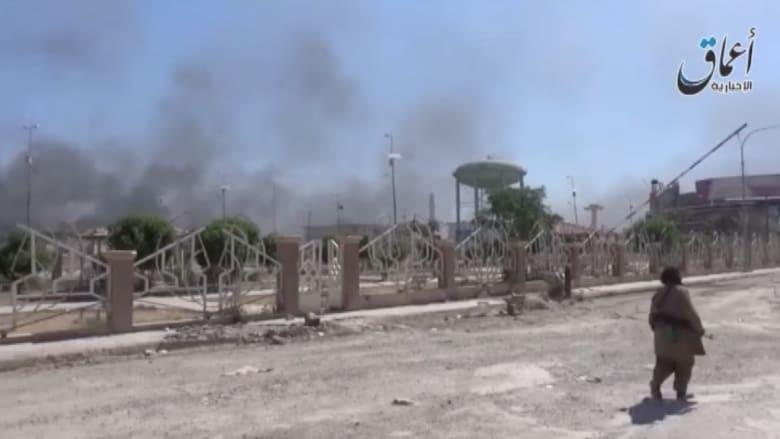"""بالفيديو.. ضربات الجيش العراقي لتنظيم """"داعش"""" في الفلوجة والرمادي"""