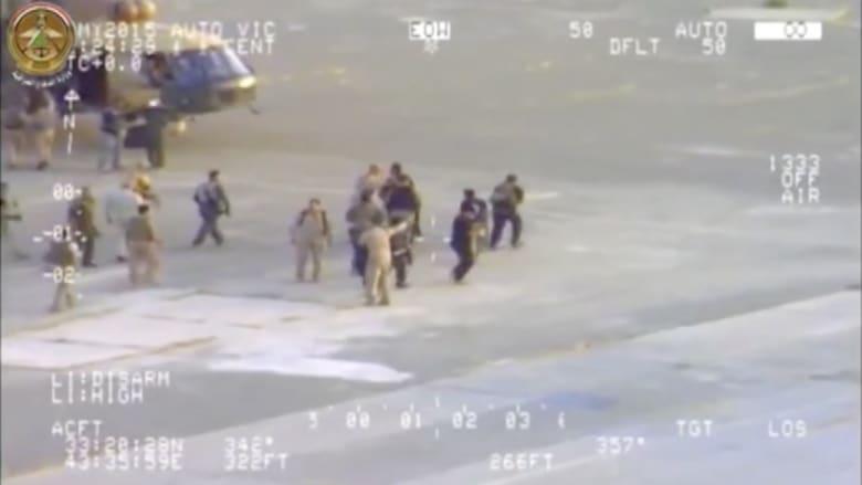 بالفيديو.. عمليات إنقاذ جوية لعناصر من الجيش العراقي محاصرين في الرمادي
