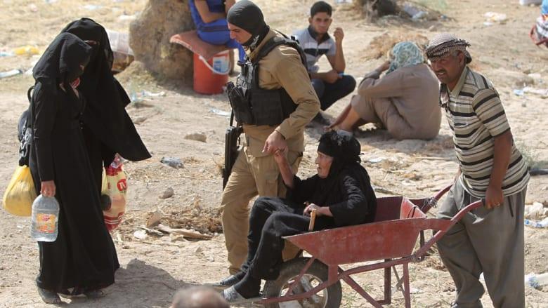 """أين ذهب سكان الرمادي وتدمر بعد سيطرة """"داعش"""" على المدينتين في أسبوع؟"""