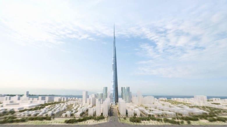 """برج """"المملكة"""" بالسعودية الأعلى بالعالم ومصاعده الأسرع على كوكبنا.. ما هي ميزاته الأخرى؟"""