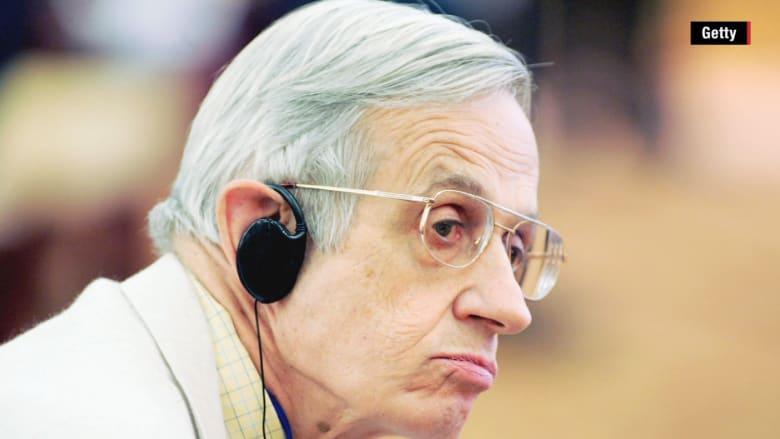 خسارة للعلم في حادث سيارة.. وفاة عالم الرياضيات الشهير جون ناش