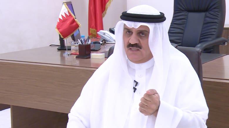 رئيس مجلس النواب البحريني لـCNN: إيران تؤلب الشعوب وحزب الله إرهابي .. وما يحدث باليمن يؤثر بالمنطقة